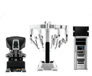 手術支援ロボット「da Vinchi」