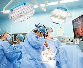腹腔鏡手術外来